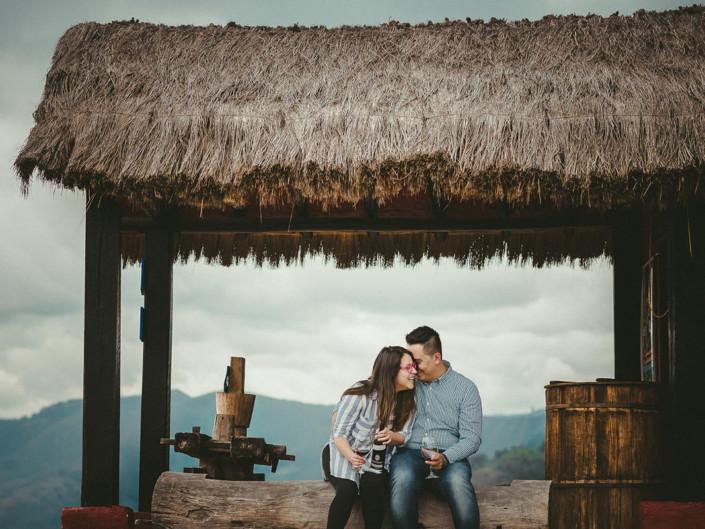 David & Marcela - Punta Larga - Tibasosa