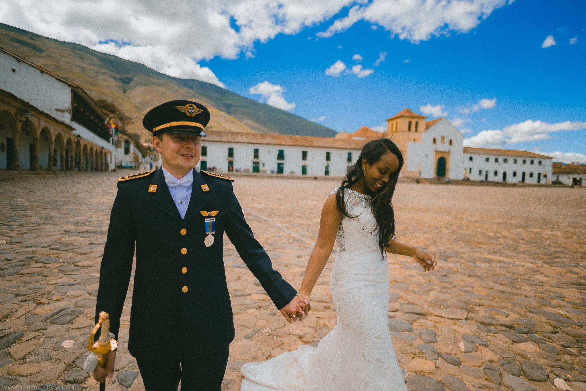 Fotógrafo de bodas en Villa de Leyva, fotos matrimonio Villa de Leyva, foto boda Club Oficiales Villa de Leyva-4