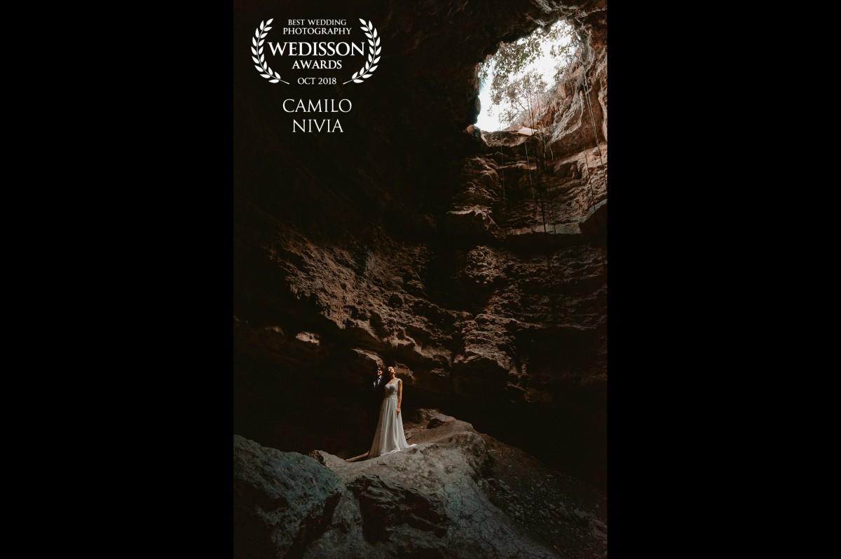 Fotógrafo de bodas - Camilo Nivia - Colombia - Premios - Wediisson Cueva