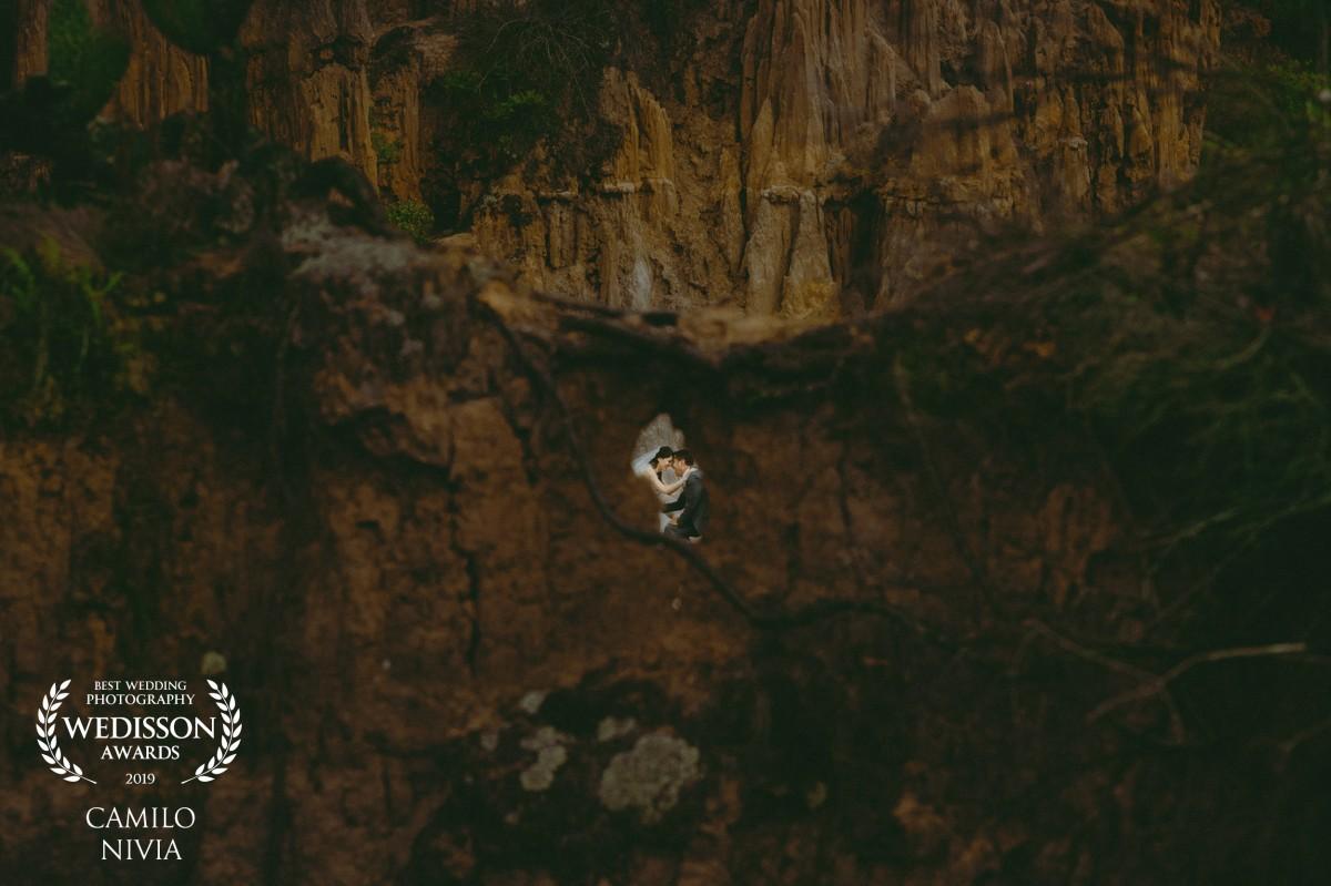 Fotógrafo de bodas - Camilo Nivia - Colombia - Premios - Wedisson Desierto